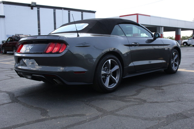 2016 Ford Mustang GT Premium-6SPD-LEATHER!! Mooresville , NC 9