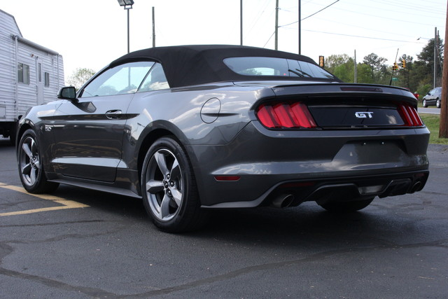 2016 Ford Mustang GT Premium-6SPD-LEATHER!! Mooresville , NC 13