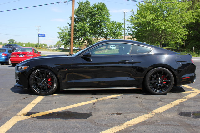 2016 Ford Mustang GT-Borla Exhaust-Black Wheels!! Mooresville , NC 3
