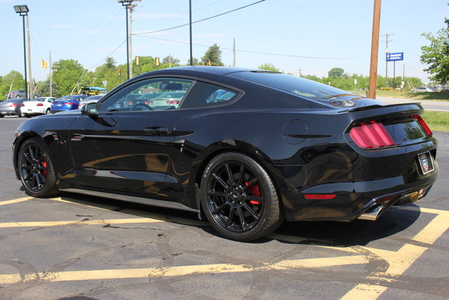 2016 Ford Mustang GT-Borla Exhaust-Black Wheels!! Mooresville , NC 4