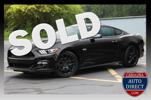2016 Ford Mustang GT Mooresville , NC 0