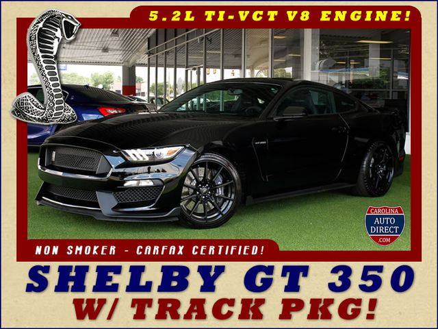 2016 Ford Mustang Shelby GT350 W/ TRACK PKG! Mooresville , NC 0