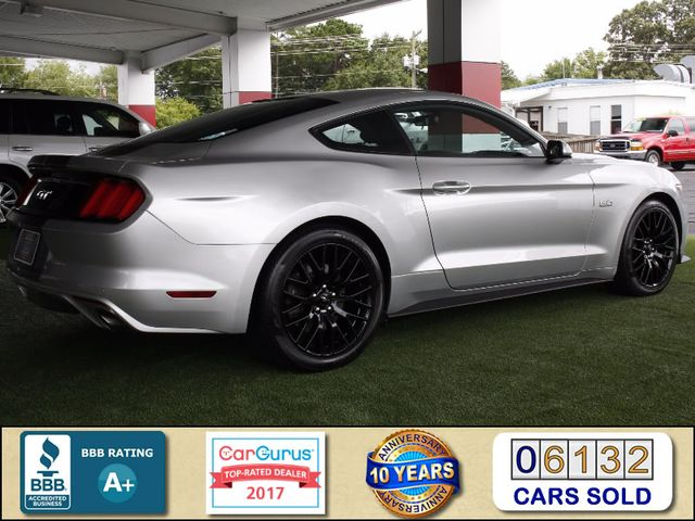 2016 Ford Mustang GT PERFORMANCE PKG! Mooresville , NC 2