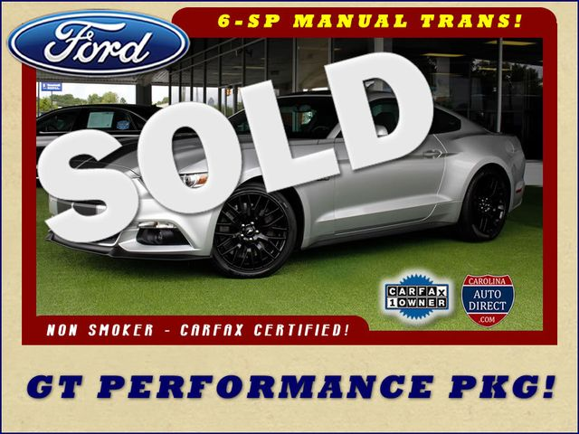 2016 Ford Mustang GT PERFORMANCE PKG! Mooresville , NC 0