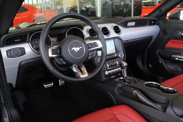 2016 Ford Mustang GT Premium - 401A-ACTIVE CRUISE-NAV-BLACK ACCENT! Mooresville , NC 34