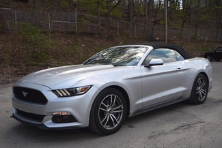 2016 Ford Mustang EcoBoost Premium Naugatuck, Connecticut 4