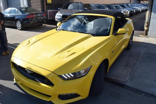2016 Ford Mustang GT Premium Richmond Hill, New York 0