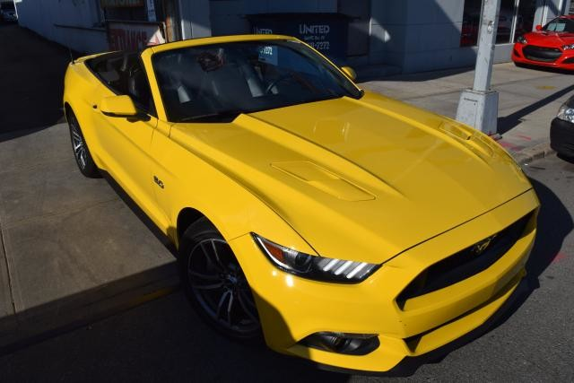 2016 Ford Mustang GT Premium Richmond Hill, New York 5