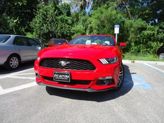 2016 Ford Mustang EcoBoost Premium Convertible SEFFNER, Florida 13