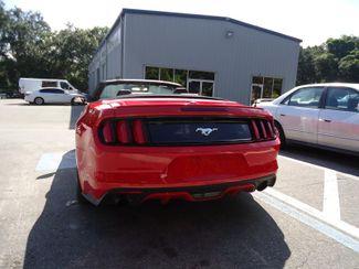 2016 Ford Mustang EcoBoost Premium Convertible SEFFNER, Florida 17