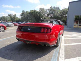 2016 Ford Mustang EcoBoost Premium Convertible SEFFNER, Florida 18