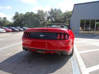 2016 Ford Mustang EcoBoost Premium Convertible SEFFNER, Florida 19