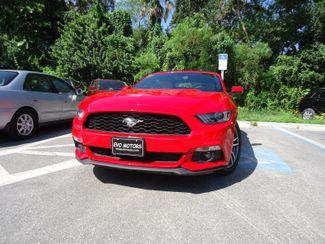 2016 Ford Mustang EcoBoost Premium Convertible SEFFNER, Florida 5