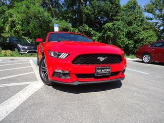 2016 Ford Mustang EcoBoost Premium Convertible SEFFNER, Florida 7