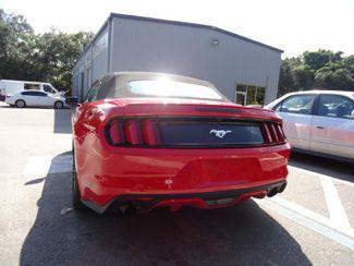 2016 Ford Mustang EcoBoost Premium Convertible SEFFNER, Florida 9