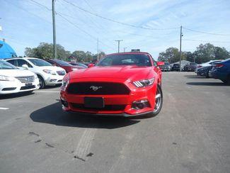 2016 Ford Mustang V6 3.7L CONVERTIBLE SEFFNER, Florida