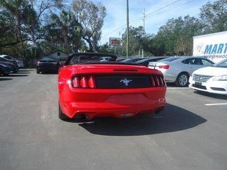 2016 Ford Mustang V6 3.7L CONVERTIBLE SEFFNER, Florida 29