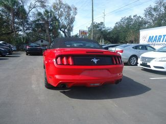 2016 Ford Mustang V6 3.7L CONVERTIBLE SEFFNER, Florida 8