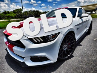 2016 Ford Mustang GT EIBACH/SPEC 1/LOUD MOUTH/LEATHER/STRIPES Tampa, Florida