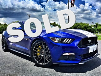 2016 Ford Mustang CUSTOM GT PREMIUM SPEC-1 LEATHER EIBACH Tampa, Florida