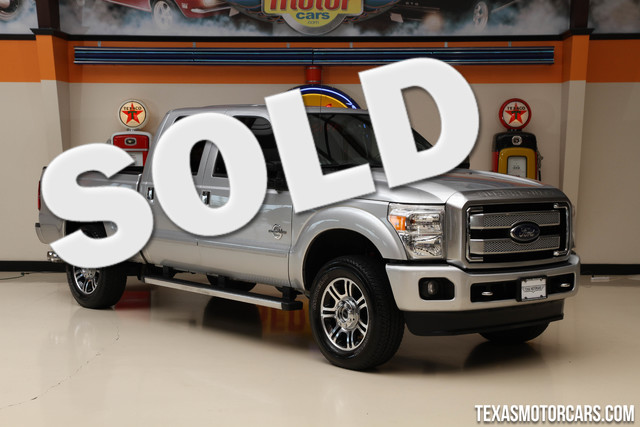 2016 Ford Super Duty F-250 Platinum This Carfax 1-Owner 2016 Ford Super Duty F-250 Platinum is in