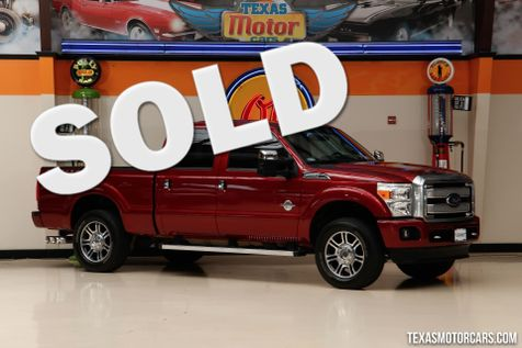 2016 Ford Super Duty F-250 Pickup Platinum in Addison