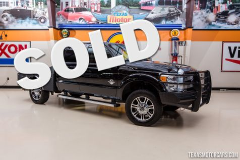 2016 Ford Super Duty F-250 Pickup Platinum 4x4 Flatbed in Addison