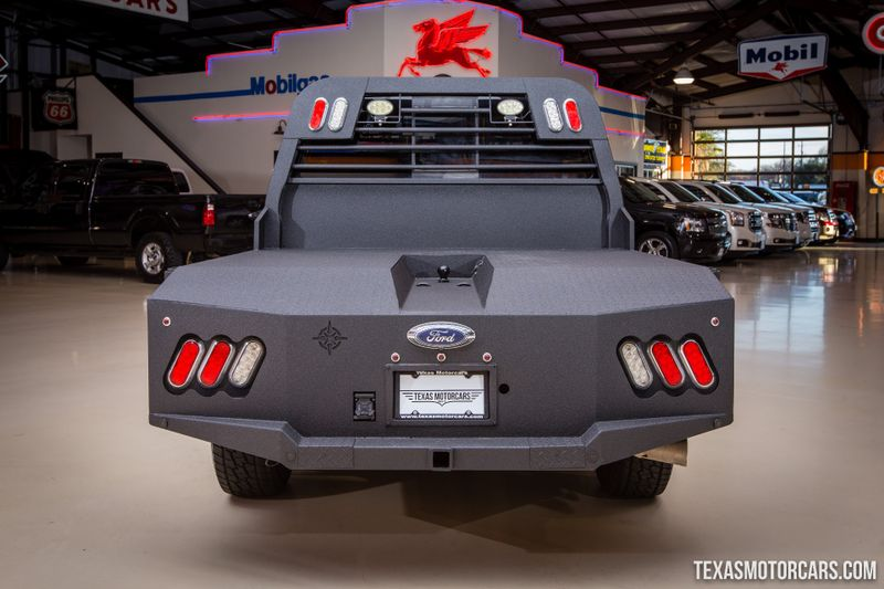 2016 Ford Super Duty F-250 Pickup Platinum 4x4 Flatbed  in Addison, Texas