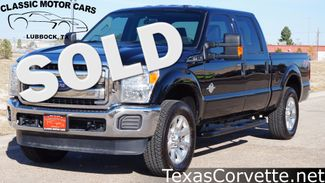 2016 Ford Super Duty F-250 Pickup in Lubbock Texas