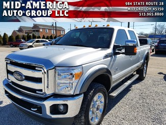 2016 Ford Super Duty F-250 Pickup Lariat Milford, Ohio