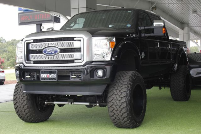 2016 Ford Super Duty F-250 Pickup Platinum Crew Cab 4X4 - LIFTED! Mooresville , NC 28
