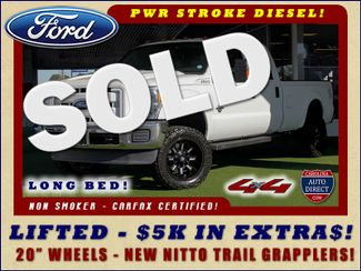 2016 Ford Super Duty F-250 Pickup Crew Cab Long Bed 4x4 - LIFTED - $5K IN EXTRA$! Mooresville , NC