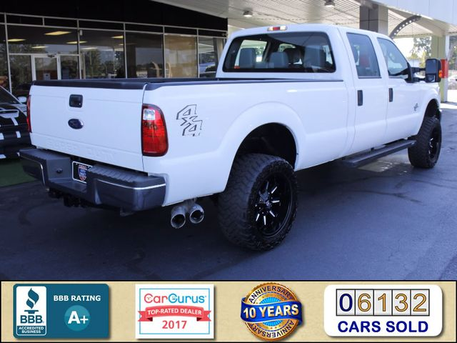 2016 Ford Super Duty F-250 Pickup Crew Cab Long Bed 4x4 - LIFTED - $5K IN EXTRA$! Mooresville , NC 2