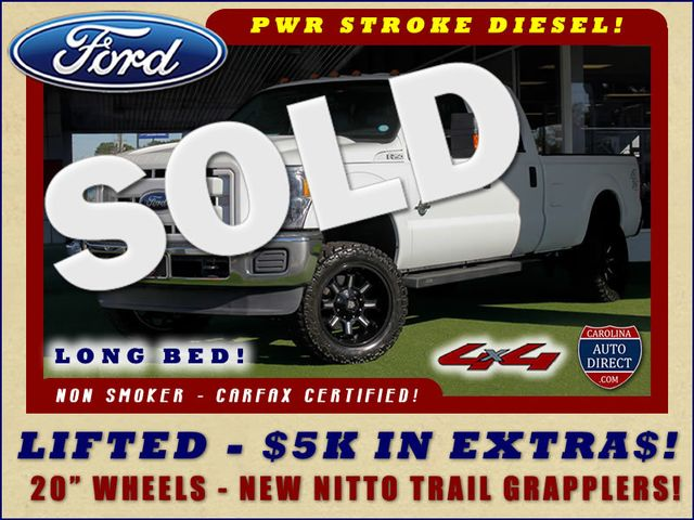 2016 Ford Super Duty F-250 Pickup Crew Cab Long Bed 4x4 - LIFTED - $5K IN EXTRA$! Mooresville , NC 0