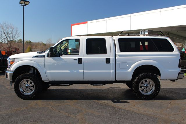 2016 Ford Super Duty F-250 Pickup XLT Crew Cab 4x4 - LIFTED - LOTS OF EXTRA$! Mooresville , NC 13