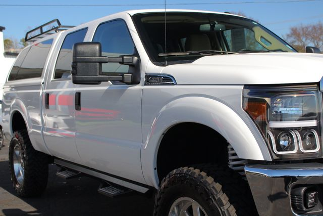 2016 Ford Super Duty F-250 Pickup XLT Crew Cab 4x4 - LIFTED - LOTS OF EXTRA$! Mooresville , NC 21