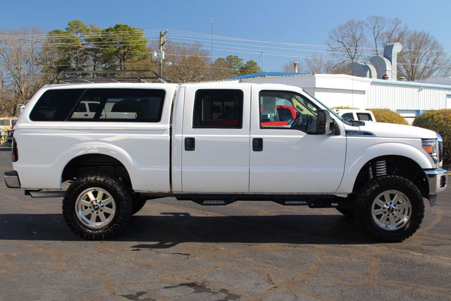 2016 Ford Super Duty F-250 Pickup XLT Crew Cab 4x4 - LIFTED - LOTS OF EXTRA$! Mooresville , NC 12