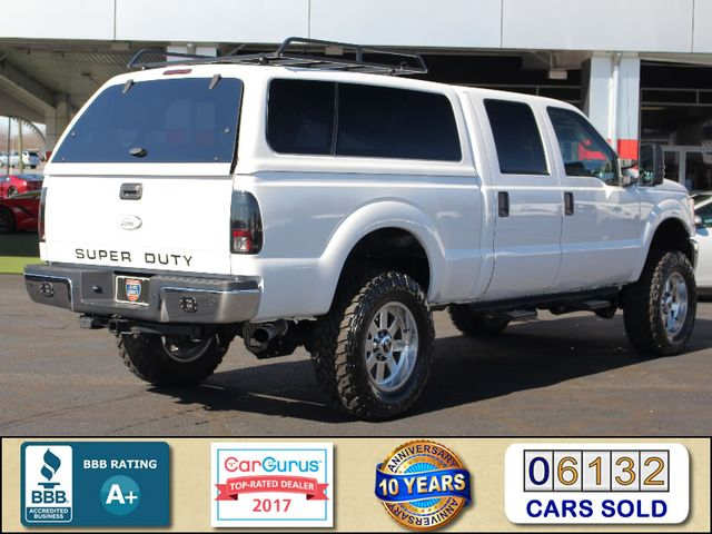 2016 Ford Super Duty F-250 Pickup XLT Crew Cab 4x4 - LIFTED - LOTS OF EXTRA$! Mooresville , NC 2