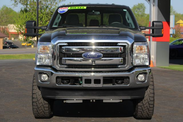 2016 Ford Super Duty F-250 Pickup XLT Crew Cab 4x4 FX4 - LIFTED - EXTRA$! Mooresville , NC 15