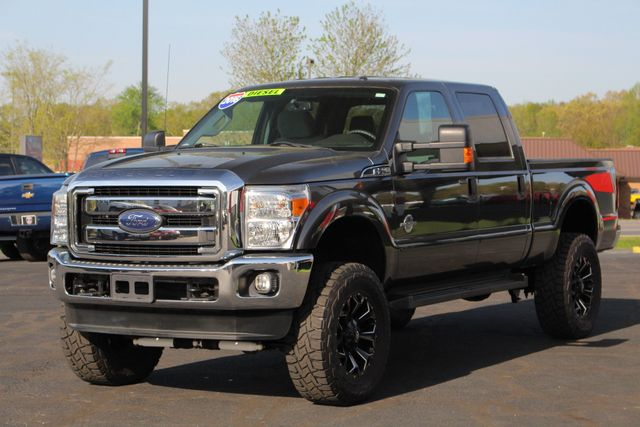 2016 Ford Super Duty F-250 Pickup XLT Crew Cab 4x4 FX4 - LIFTED - EXTRA$! Mooresville , NC 23