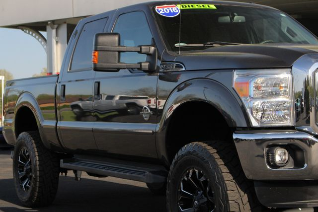 2016 Ford Super Duty F-250 Pickup XLT Crew Cab 4x4 FX4 - LIFTED - EXTRA$! Mooresville , NC 24