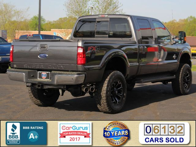 2016 Ford Super Duty F-250 Pickup XLT Crew Cab 4x4 FX4 - LIFTED - EXTRA$! Mooresville , NC 2