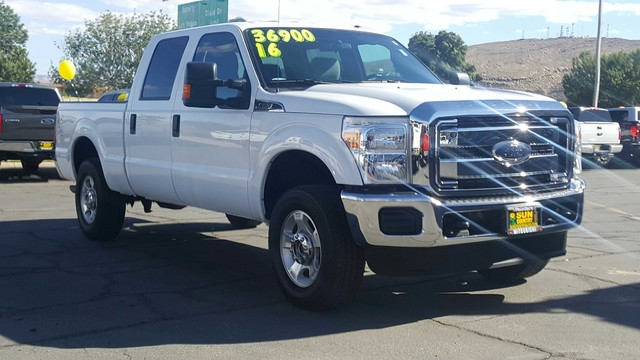 2016 Ford Super Duty F-250 Pickup XLT St. George, UT 2