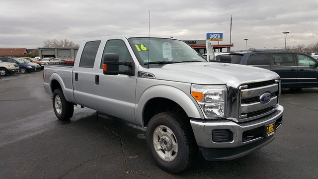 2016 Ford Super Duty F-250 Pickup XLT St. George, UT 3