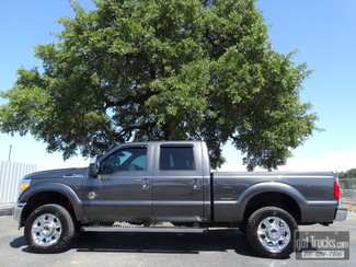 2016 Ford Super Duty F-250 Crew Cab Lariat 6.7L Power Stroke Diesel 4X4 in San Antonio Texas