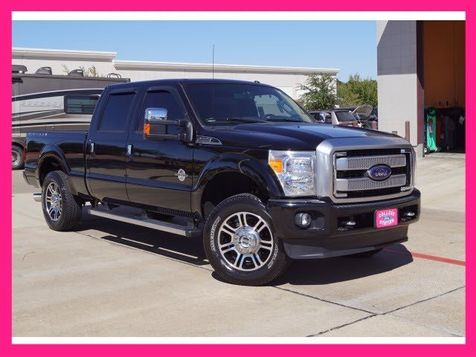 2016 Ford Super Duty F-250 SRW Platinum in Bryan-College Station