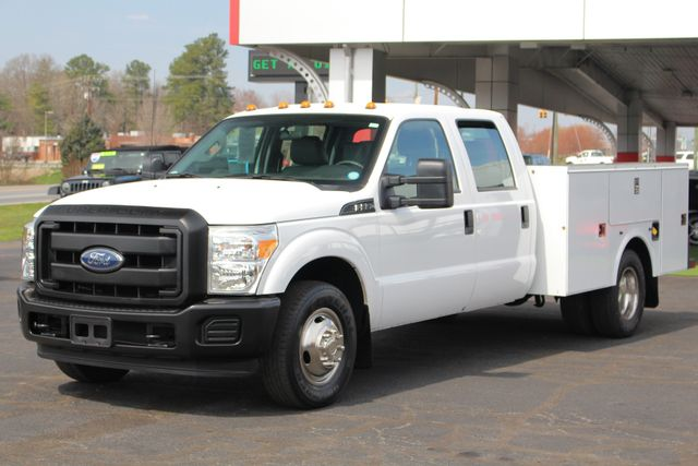 2016 Ford Super Duty F-350 DRW Chassis Cab XL Crew Cab RWD - AUTO TRUCK SERVICE BODY! Mooresville , NC 22