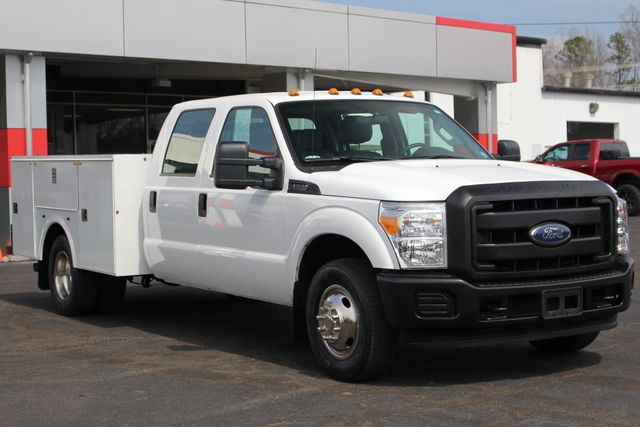 2016 Ford Super Duty F-350 DRW Chassis Cab XL Crew Cab RWD - AUTO TRUCK SERVICE BODY! Mooresville , NC 21