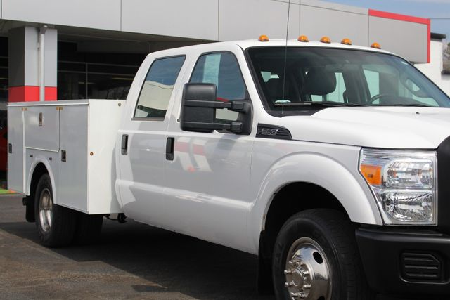 2016 Ford Super Duty F-350 DRW Chassis Cab XL Crew Cab RWD - AUTO TRUCK SERVICE BODY! Mooresville , NC 25
