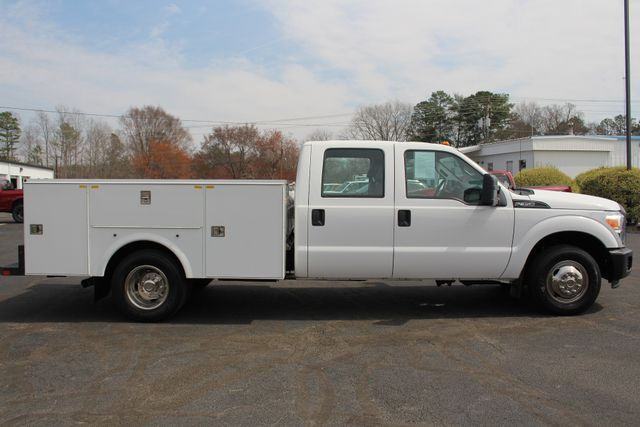 2016 Ford Super Duty F-350 DRW Chassis Cab XL Crew Cab RWD - AUTO TRUCK SERVICE BODY! Mooresville , NC 12